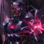 Injustice Rebirth: Cyborg