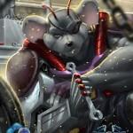 Biker mice from Mars: Modo