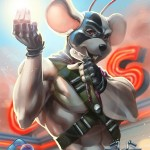 Biker mice from Mars: Vinnie