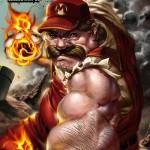 MK9- mario (Secret character)