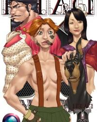 HeadHunters-comic cover